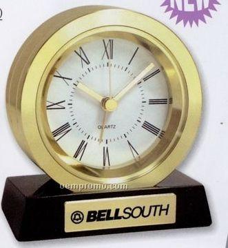 Brass Coin Alarm Clock