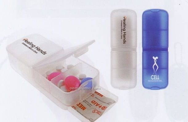Bandage Pill Holder (Factory Direct 8-10 Weeks)