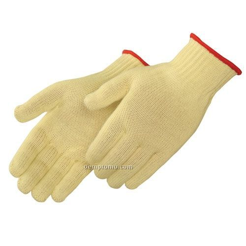 Kelvar Plated Cut-resistant Knit Gloves (S-xl)