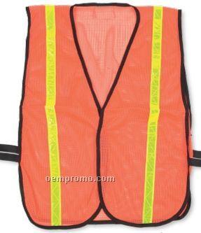 Hi-vis Mesh Safety Vest