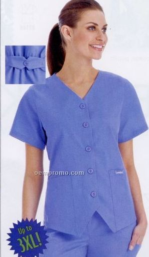 Weskit 65/35 Poly/ Cotton Medical Tunic