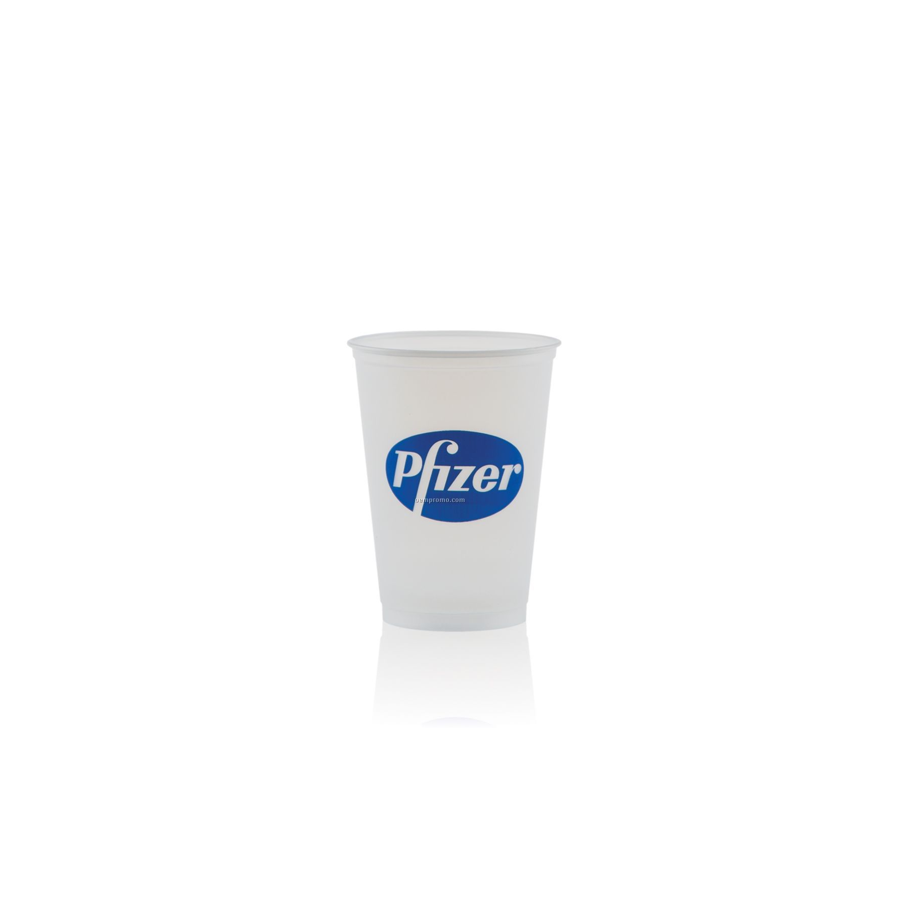 10 Oz. Soft Sided Frosted Cup