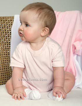 Enza Infant Interlock T Romper (6m-24m)