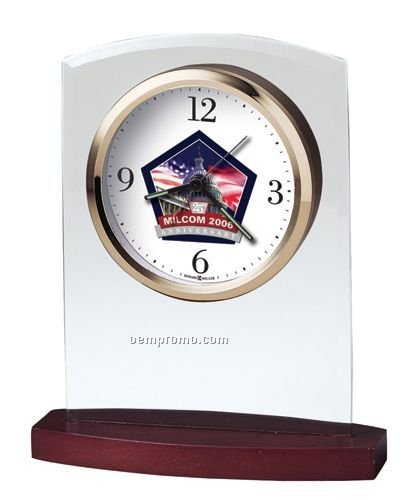 Howard Miller Marcus Alarm Clock (Customized)