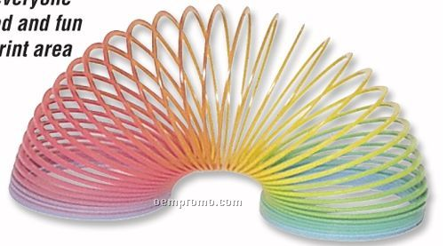 Round Plastic Coil Stress Relief Spring