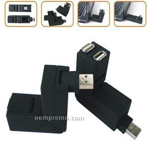 Folding USB Hub