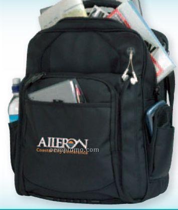 Atchison Ballistic Compu Brief Pack W/ Adjustable/Removable Shoulder Strap