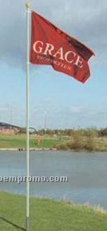 Lawn Mate Flagpole