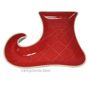 """8.5"""" Stocking Ceramic Dish"""