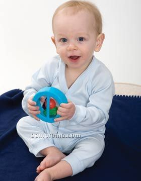 Enza Infant Union Suit (6m-24m)