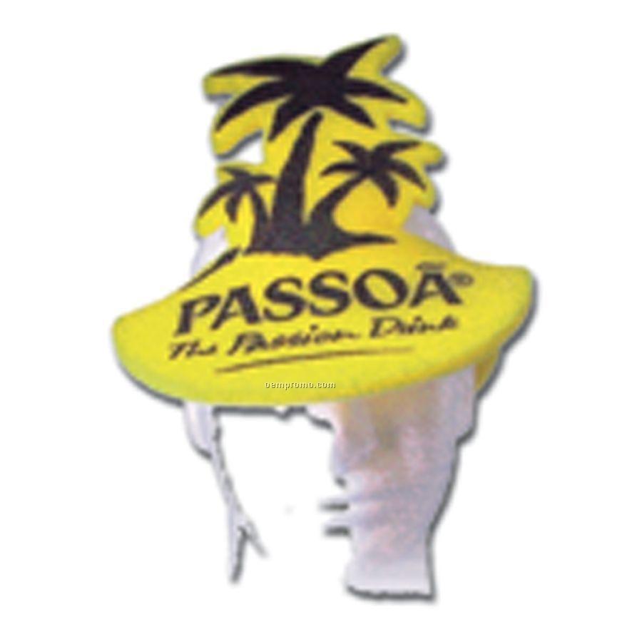 Pop-up Visor - Palm Tree
