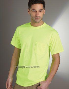 Gildan pocket ultra cotton t shirt s 5xl china wholesale for Bulk pocket t shirts