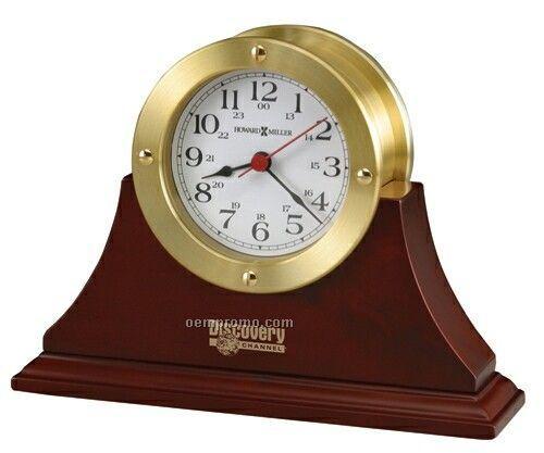 Howard Miller South Pier Captain's Clock (Blank)