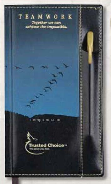 Simplicity Plus Memo Book Planner W/ Pen
