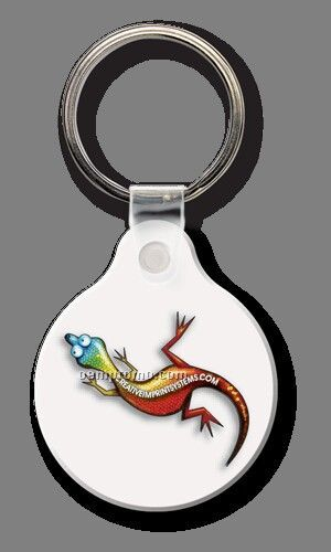 Sof Color Economy Key Tags - Round