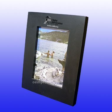 "4""X6"" Birch Wood Picture Frame (Screen Printed)"