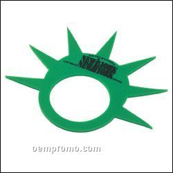 Foam Statue Of Liberty Crown Hat
