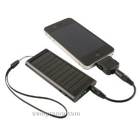 Hemera Emergency Solar Charger