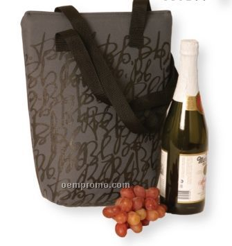 600d Poly Whiner Wine Bottle Cooler