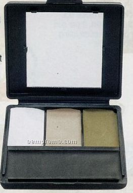 Gi All-purpose Camouflage Compact Face Paint With Mirror