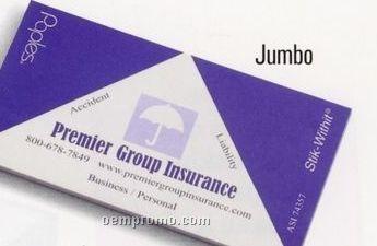 Jumbo 25-sheet Pad Paples Promotional Staples