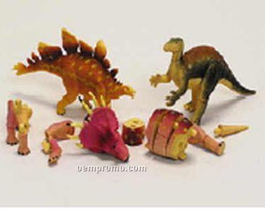3-d Dinosaur Puzzle