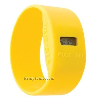 Silicone Watch Style 3 Bracelet (Priority)