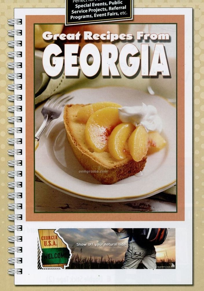 State Cookbook - Great Recipes From North Carolina