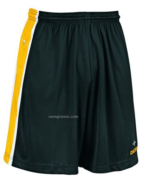 """994420 Serie A Soccer Short 6.5"""" (Adult) 5.5"""" (Youth)"""
