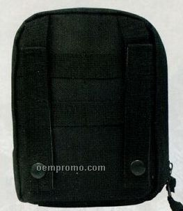 Black Molle Tactical First Aid Kit