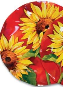 Sunflower Plates