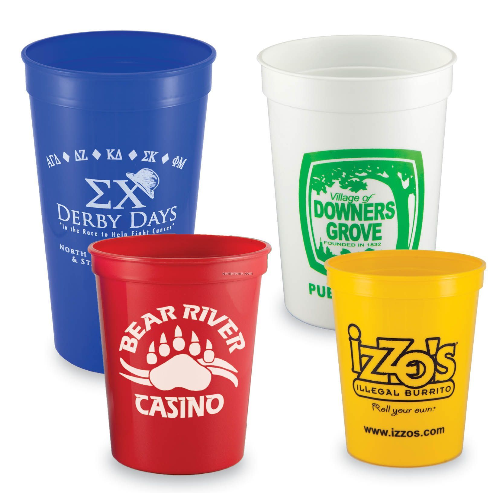 Home & Away 32oz Stadium Cup
