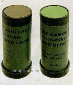 Nato Woodland Camouflage Face Paint Stick