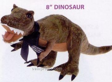 Stock Dinosaur Beanie Stuffed Animal