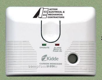 Kidde Carbon Monoxide Alarm - Screen Printed