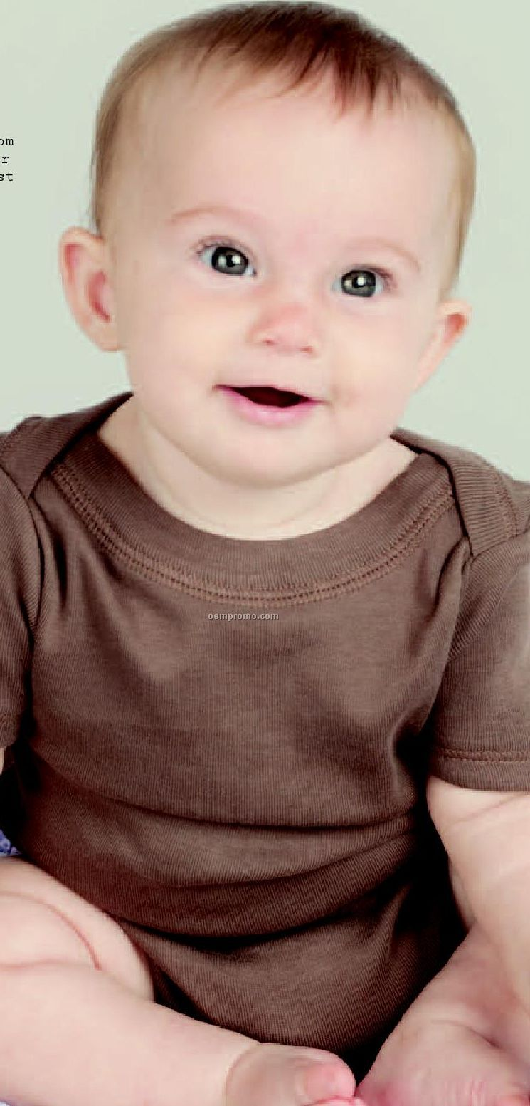 The Whipper Snapper Baby's Short Sleeve Creeper