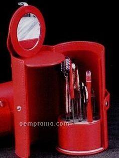 10 Piece Manicure Set W/ Carrying Case
