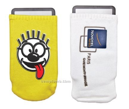 Polyester Phone Sock (Economy)