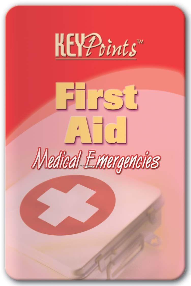 Pillowline First Aid Chart