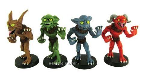 Custom Designed Plastic Toy Figurines