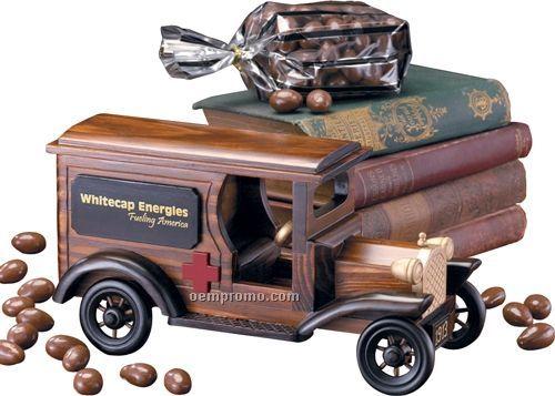 1913 Vintage Ambulance W/ Milk Chocolate Almonds