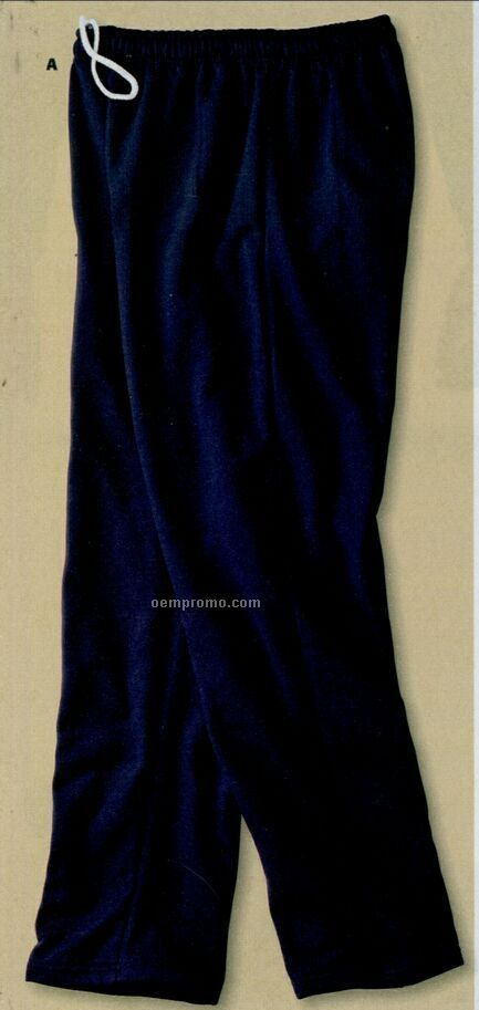 Gildan 7.75 Oz. Heavy Blend 50/50 Open-bottom Sweatpants
