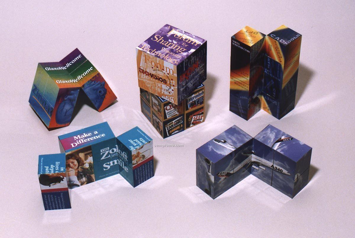 Mini Magic Cube Promotional Puzzle