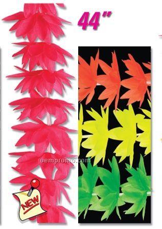 Silk 'n Petals Neon Lotus Lei Assortment