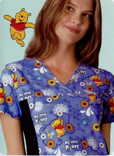 My Little Honey Winnie The Pooh Tooniforms Shirt