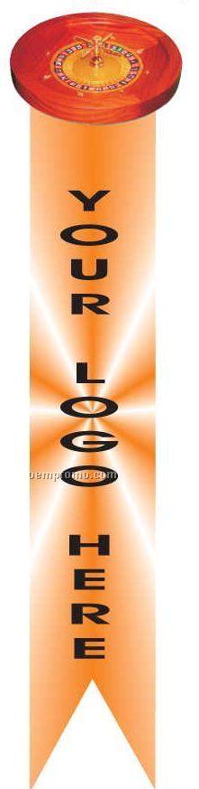 Roulette Table Bookmark W/ Black Back