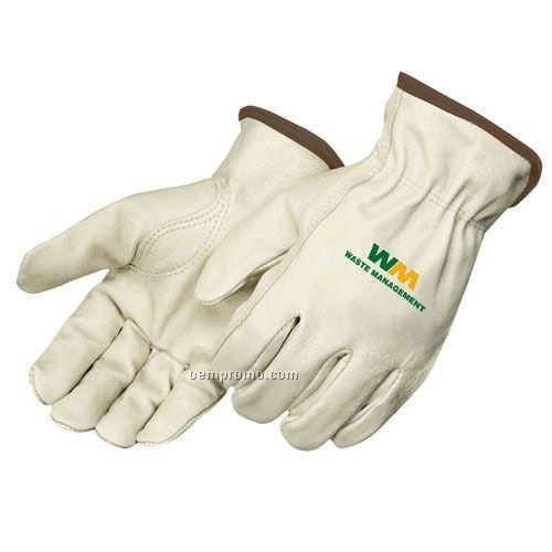 Standard Grain Pigskin Driver Gloves (S-xl)