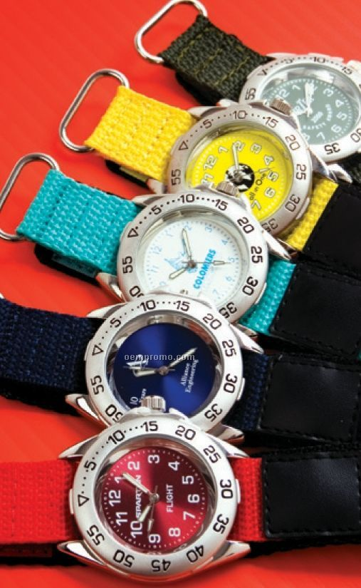 Women's Athletic Collection Velcro Watch