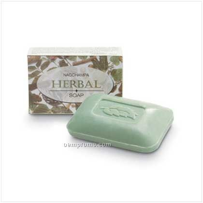2.5 Oz Nag Champa Herbal Soap