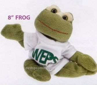Frog Beanie Stuffed Animal